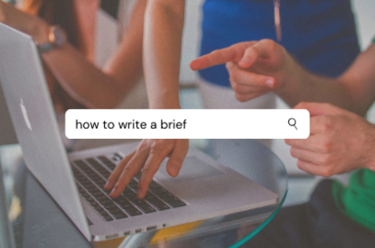 How to write a brief