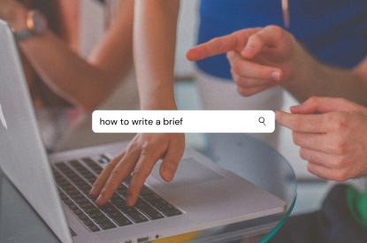 How to write a brief
