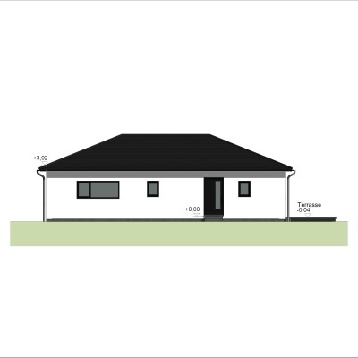 Lessing 129 wd bungalow 24 plan an1 nord