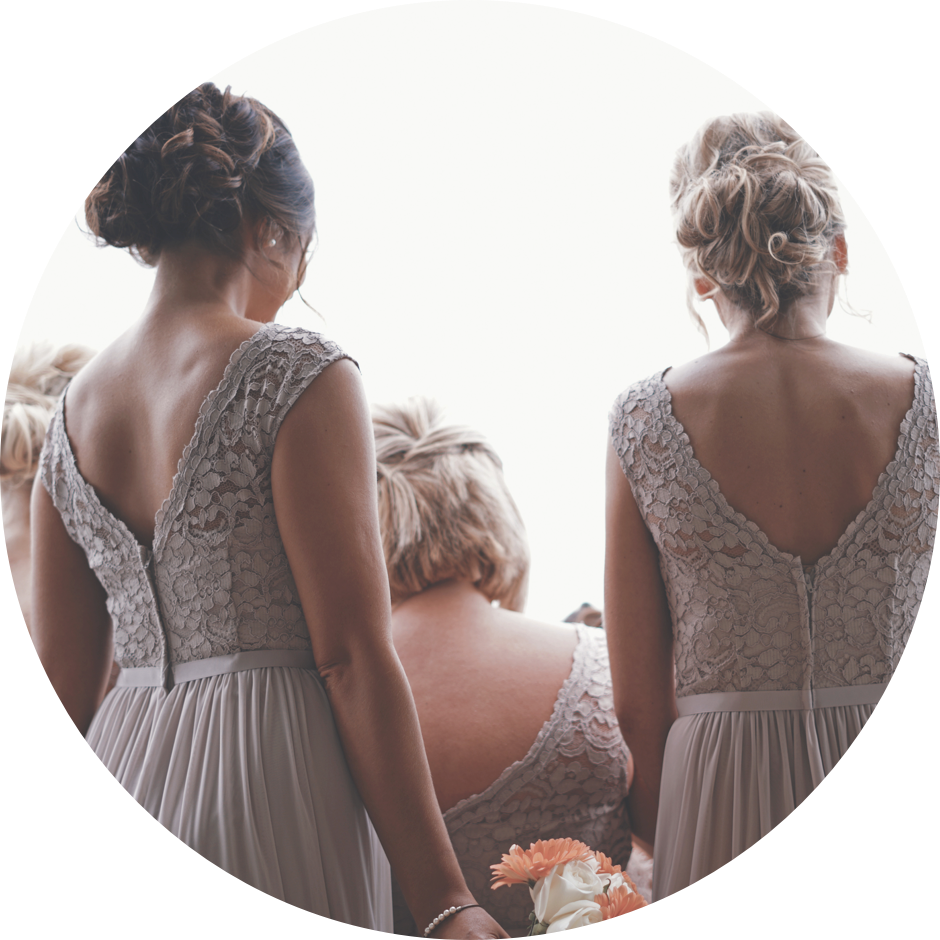 Selecting a Bridesmaids Dress