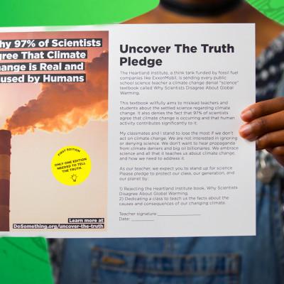 Uncover the Truth: Advocate