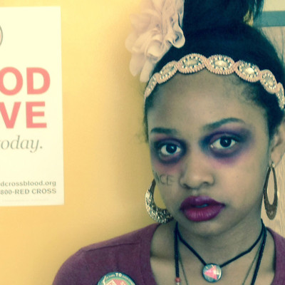 Zombie Blood Drive