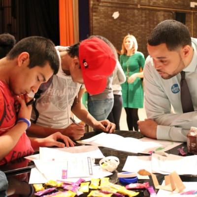 YMCA Voter Registration Drives