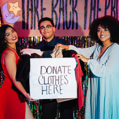 Take Back the Prom: Outfit Donations