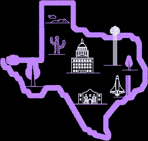 SVG: Texas