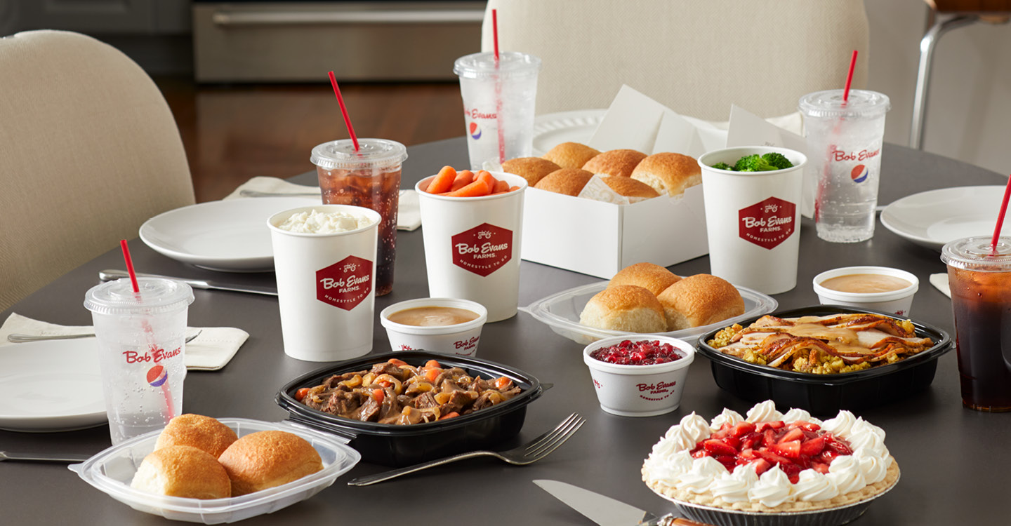 Bob Evans Dine In Takeout And Delivery