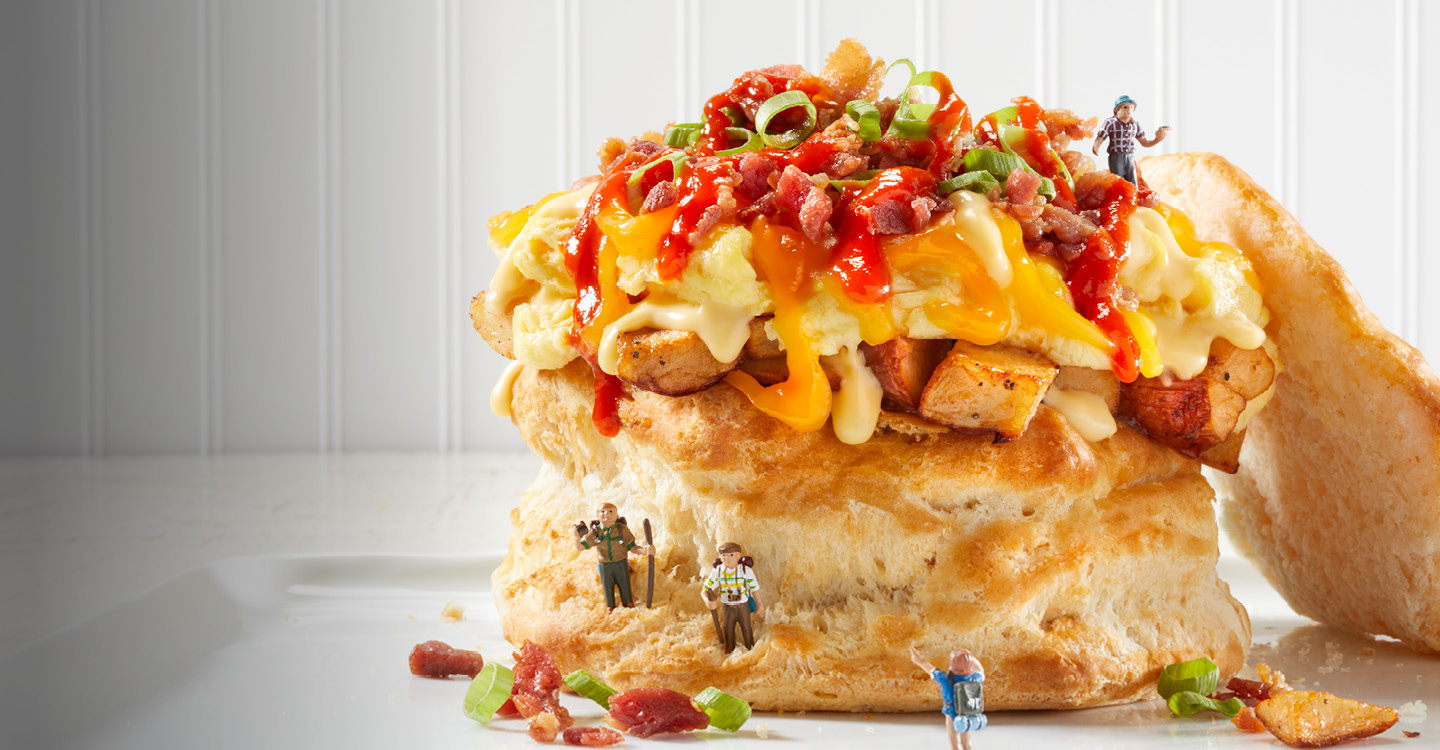 Sriracha Biscuit Bowl - Homepage Hero 1440