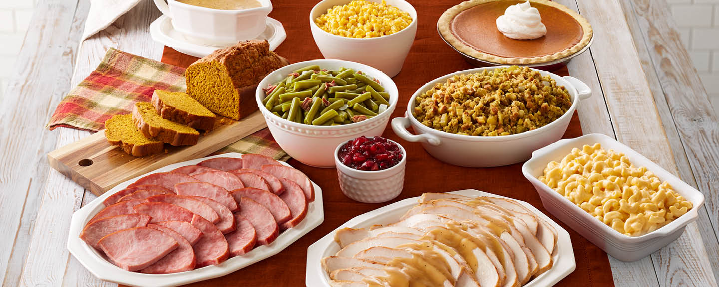 Bob Evans | Farmhouse Feast® | Complete Thanksgiving Meal To Go