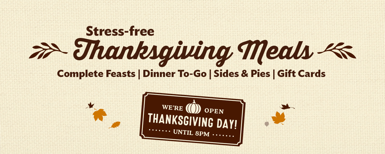 Bob Evans | Thanksgiving