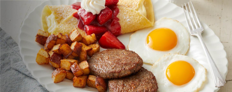 Bob Evans | Menu | Breakfast