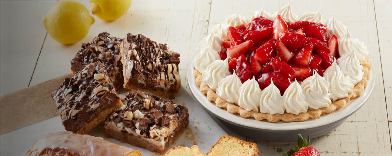 Bob Evans | Menu | Bakery & Desserts