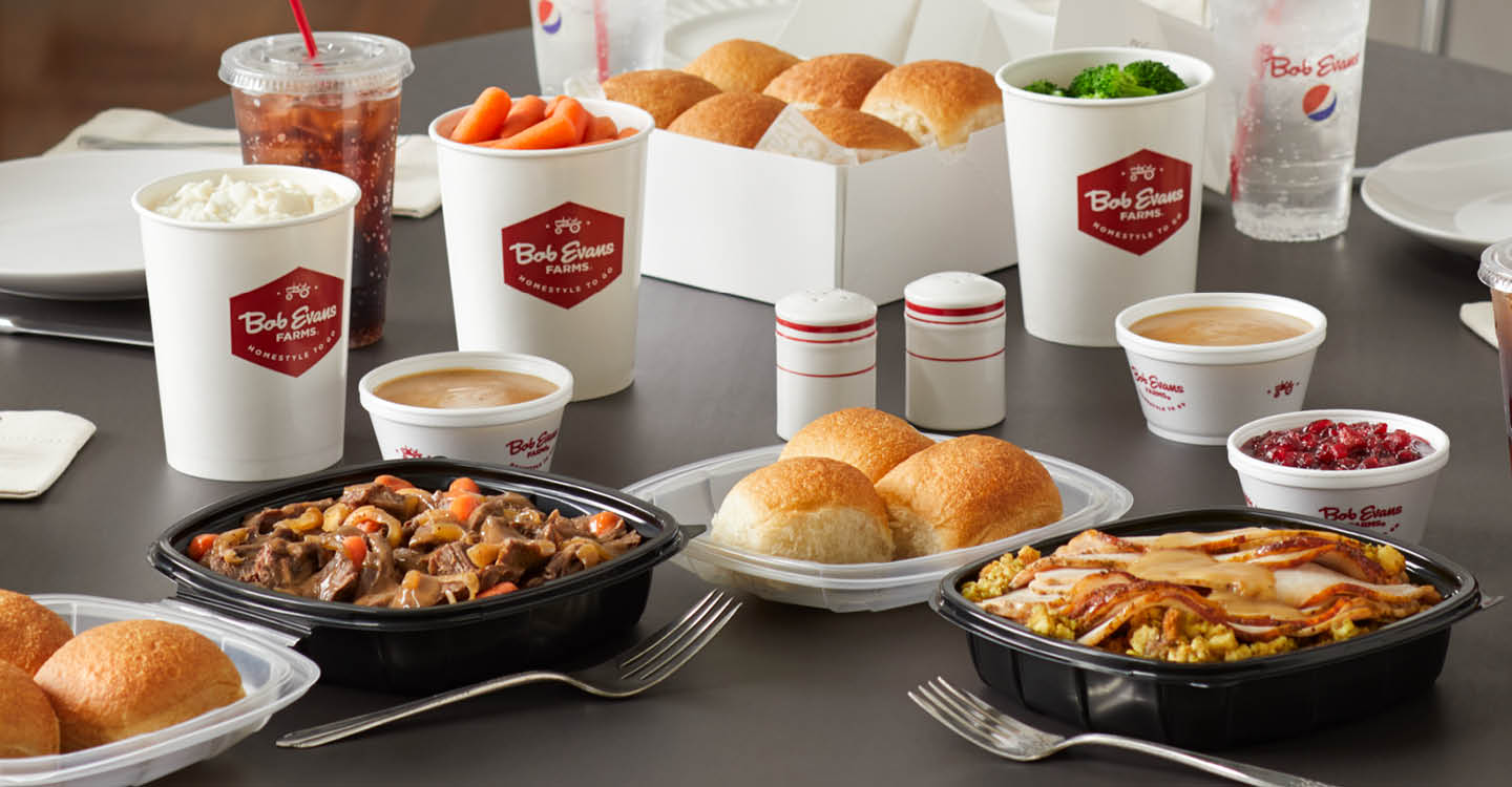 Bob Evans | Dine in, Takeout and Delivery!