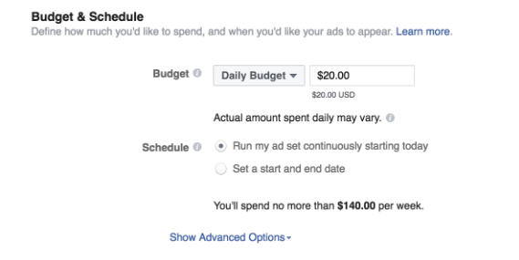 budget-and-schedule-for-facebook-ad