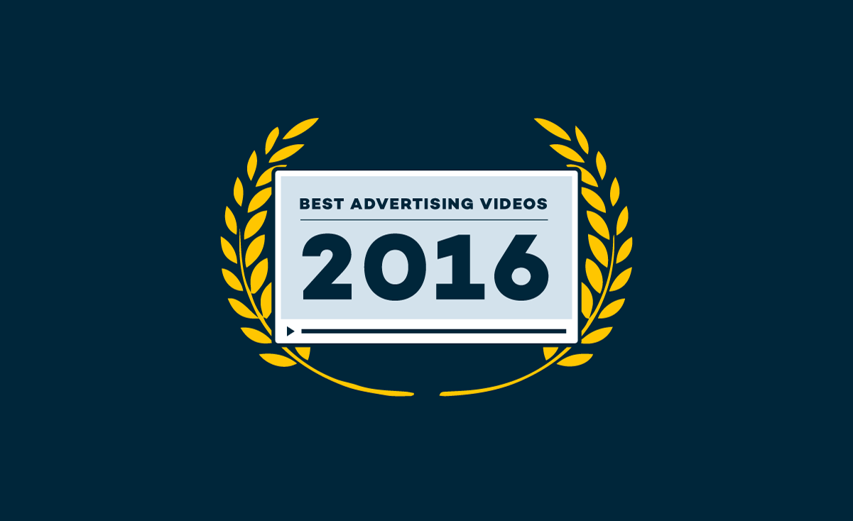 The 10 best video ads of 2016