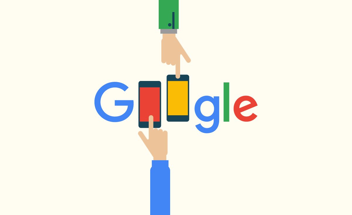 Moving forward with Google's mobile first
