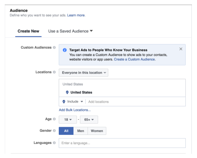 audience-selectors-for-facebook-ad-campaign
