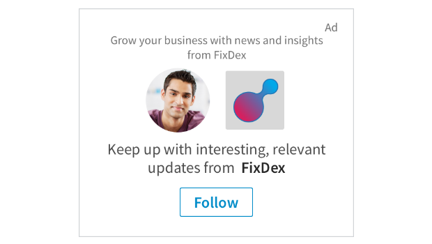 LinkedIn Dynamic Ads