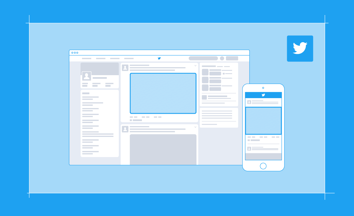 The complete list of Twitter ad specs and image sizes