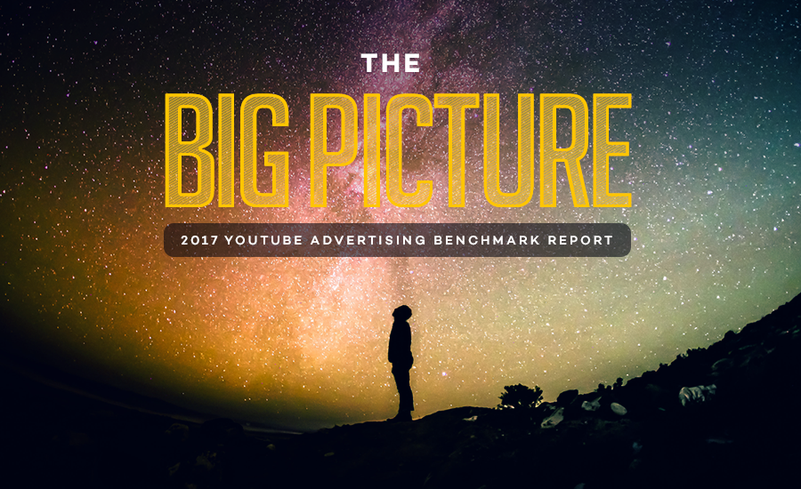 YouTube ad benchmark report