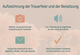 Streaming Trauerfeier