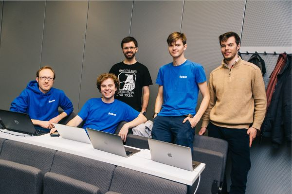 Blog Image | iwoca runs the F&B Hackathon at Imperial | Headline 1