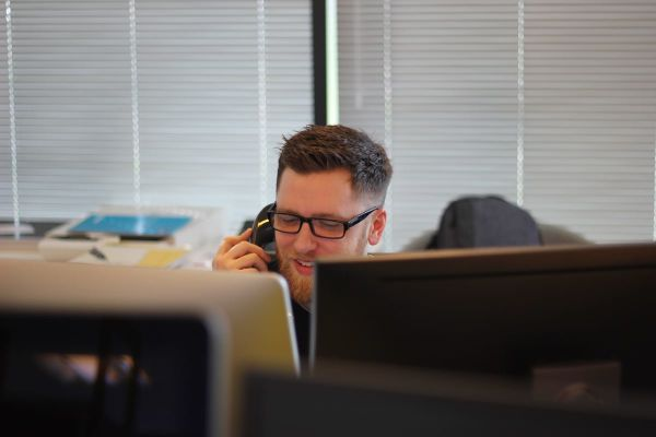 How we built a phone system to connect our customers with our staff seamlessly