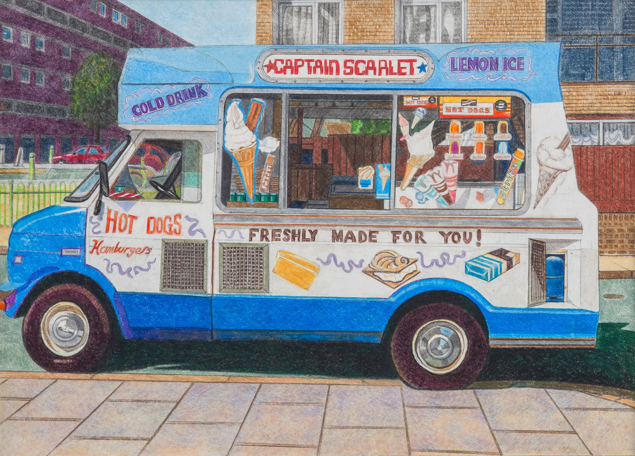 Doreen Fletcher - iwoca- IceCreamVan HiRes
