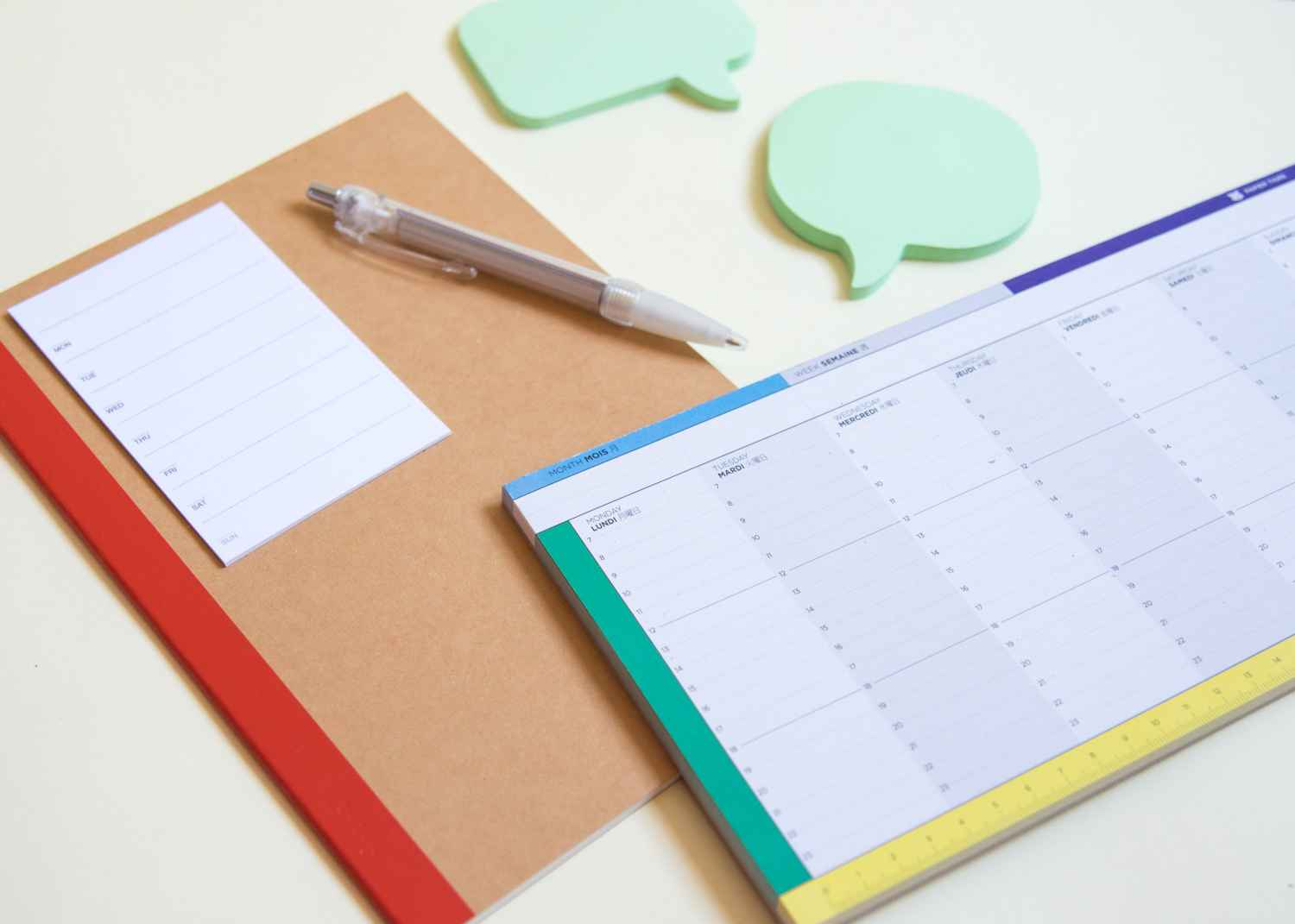 Stationery to plan with is key to strategic business thinking