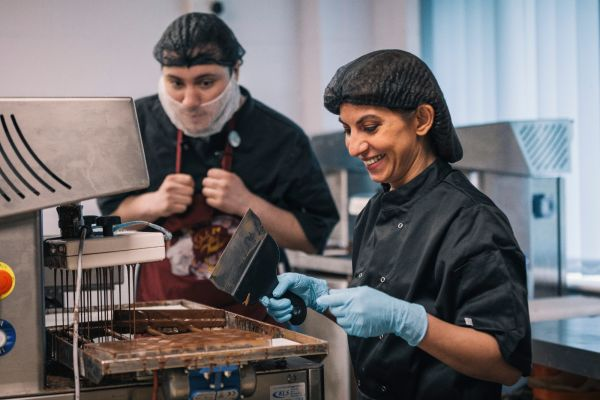 The chocolate makers on a social mission