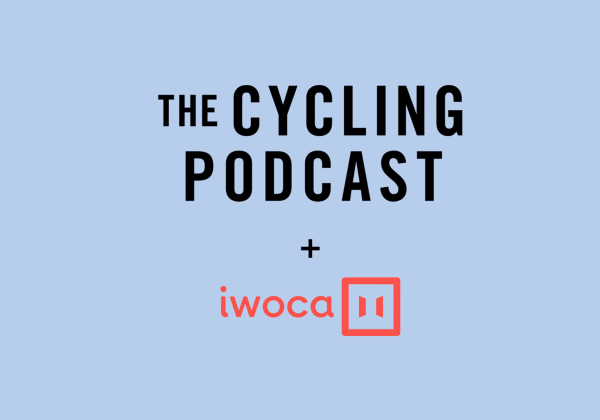 Listen up – iwoca is sponsoring The Cycling Podcast