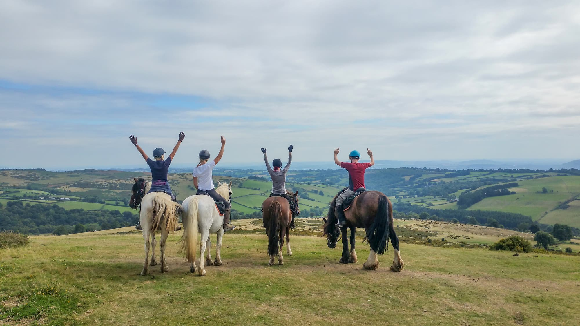 Riding holidays with Free Rein, a UK small business | iwoca
