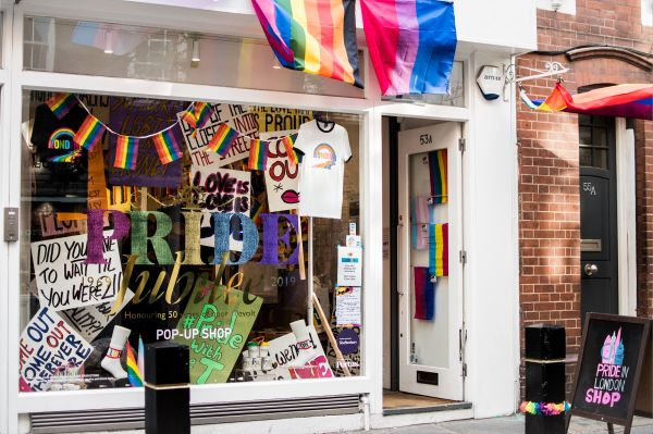 Blog image | Small business snapshots: Pride in London