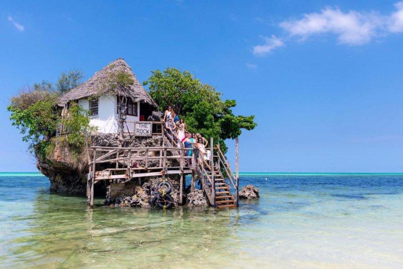 Zanzibar restaurent