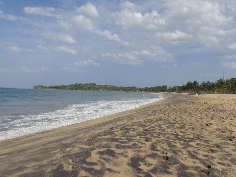 Aragum Bay Sri Lanka