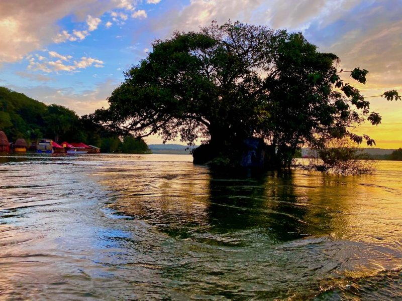 River Nile source