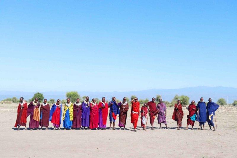 Masai tribe of Tanzania