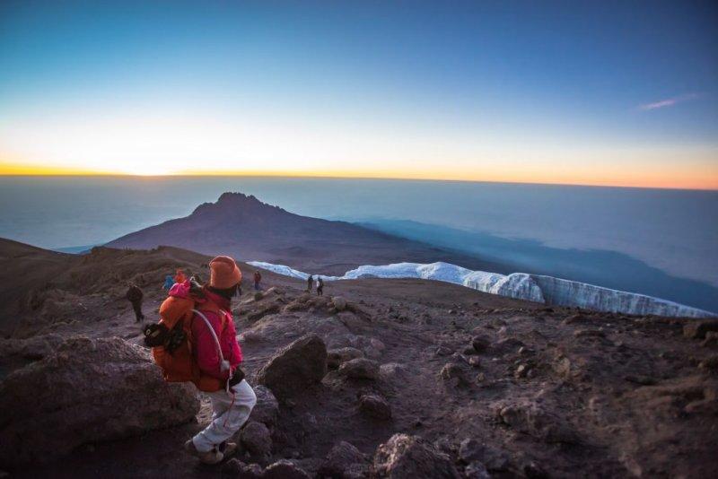 Summit Mount Kilimanjaro