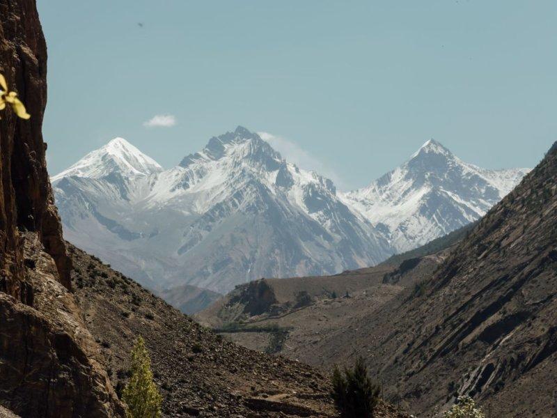 Annapurna mountain view, Annapurna Circuit packing list