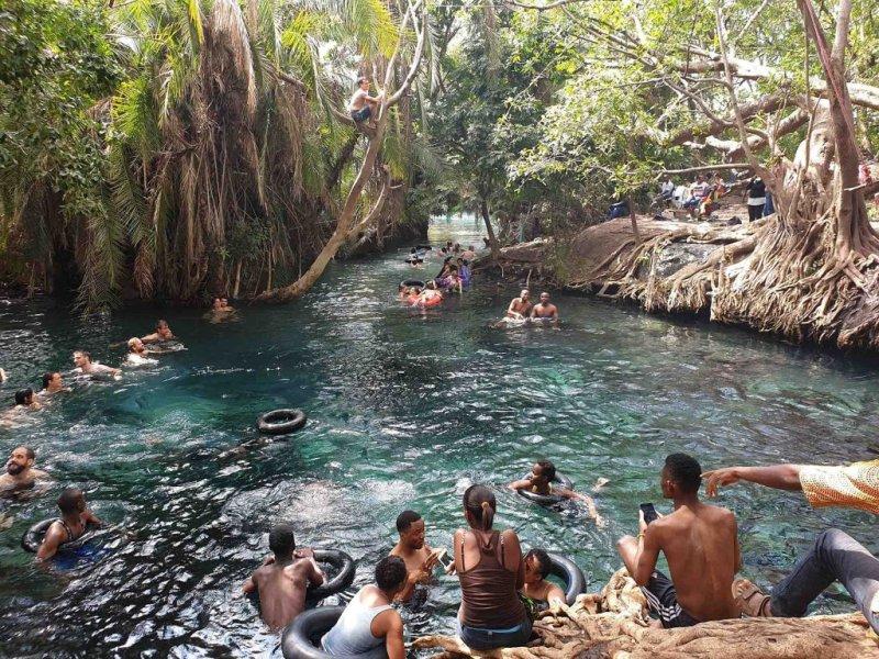 Kikuletwa hot springs, Best time to visit Tanzania
