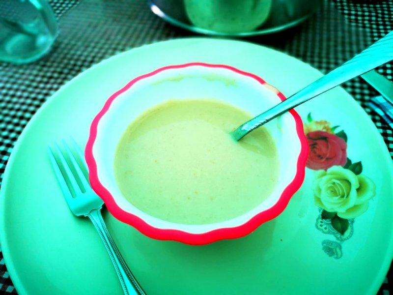 soup meals on kilimanjaro