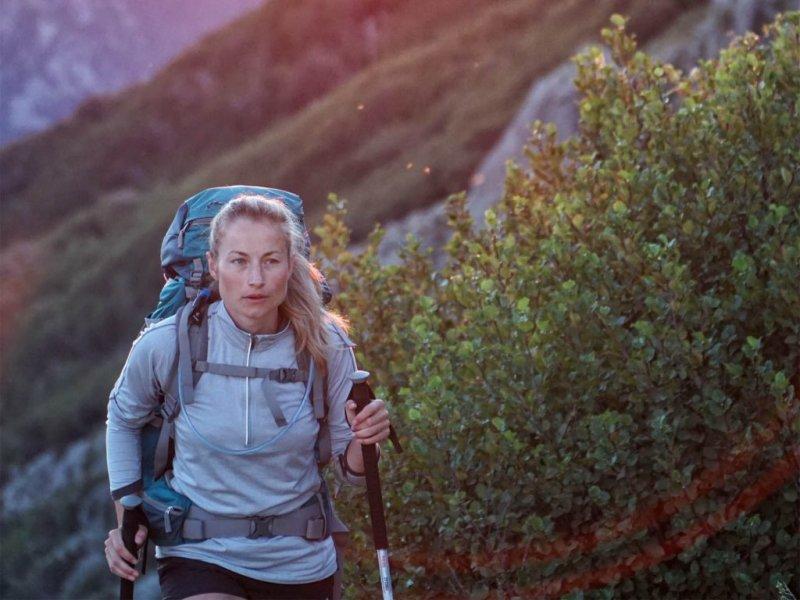 Women trekking in Corsica, trekking tips for beginners