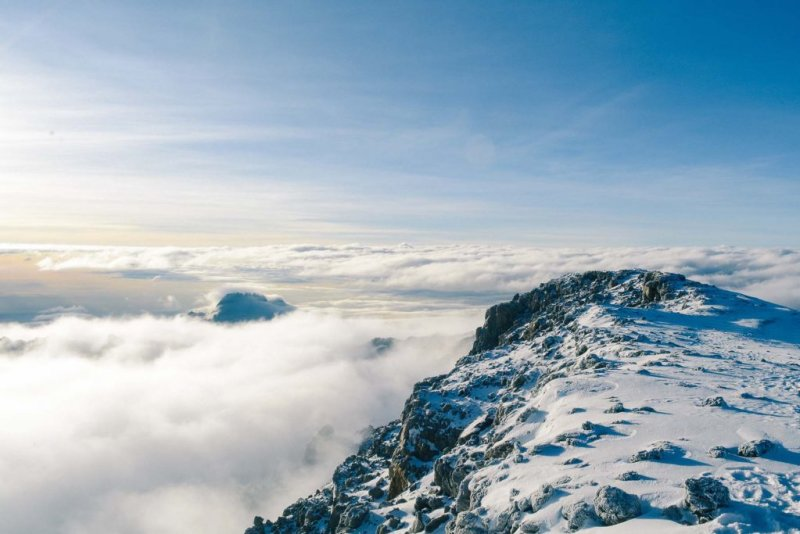 New Years Eve idea KilimanjaroJoin us for a New Year's Eve Kilimanjaro climb and start the year with this view!