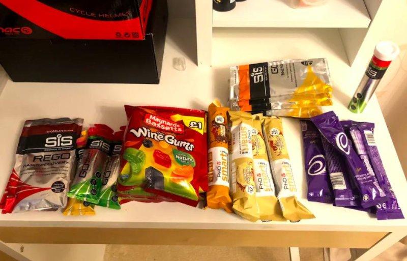 Meals on Kilimanjaro snacks