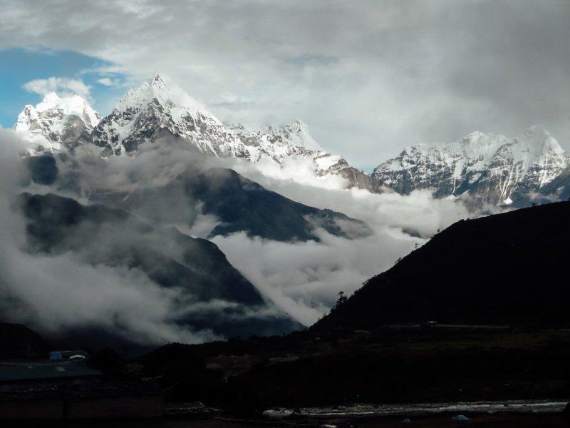 Himalayan adventure trip