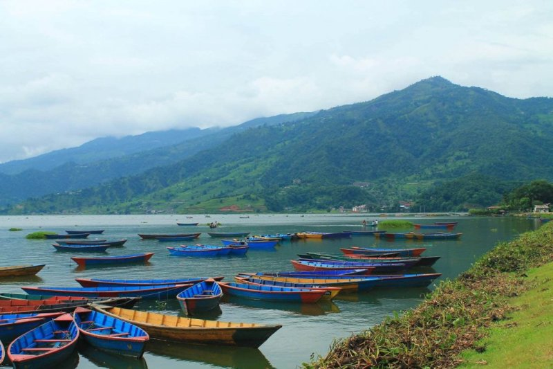 Pokhara Lake Nepal adventure destination