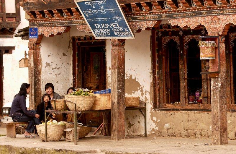 Haa district, Bhutan