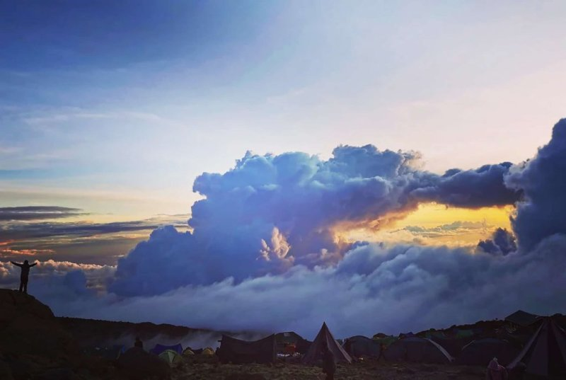 Clouds View Kilimanjaro Climb