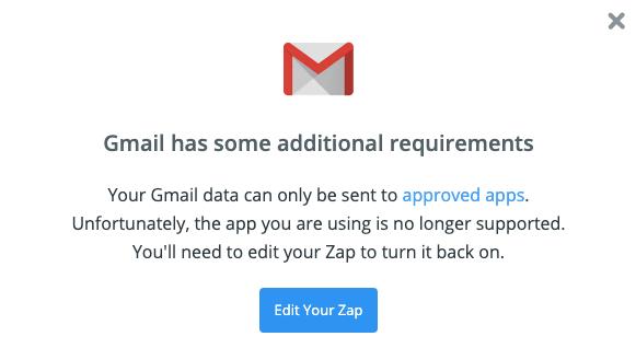 ZapierでGmailの新着メールをSlack通知する
