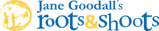 Logo - Jane Goodall's Roots & Shoots
