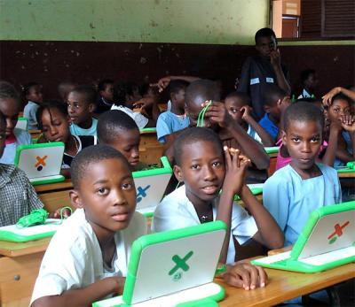 FPO About Us: Future: One Laptop per Child Project